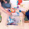 子供のおもちゃの断捨離のコツ。捨てられないおもちゃも捨てる方法!片付けられない子供が片付けやすい子供部屋に。